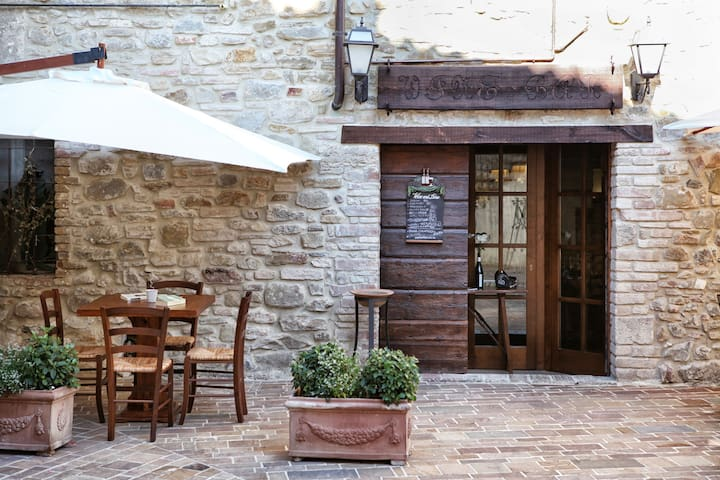 The relax you need in stunning Umbrian countryside - Saragano - Apartment