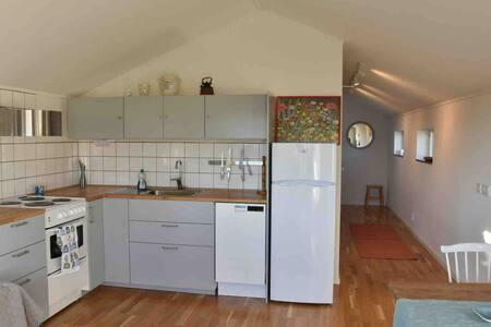 Nybyggd mysig lägenhet i Funäsdalen