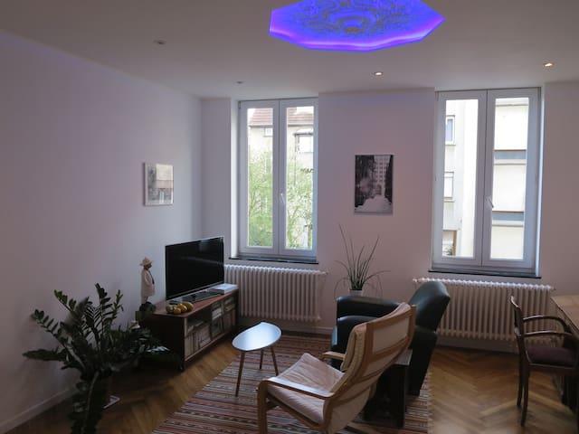 Le Strasbourg - Metz - Lägenhet