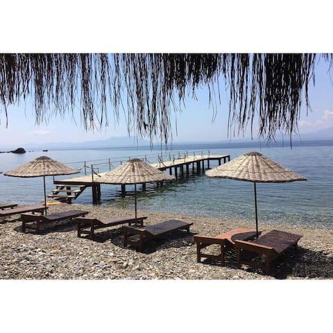 Hurma sahili/Mazı/Bodrum  Kasım/Nisan aylık 1000TL