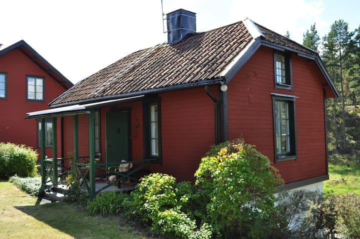 Sommaridyll på Kårboda gård