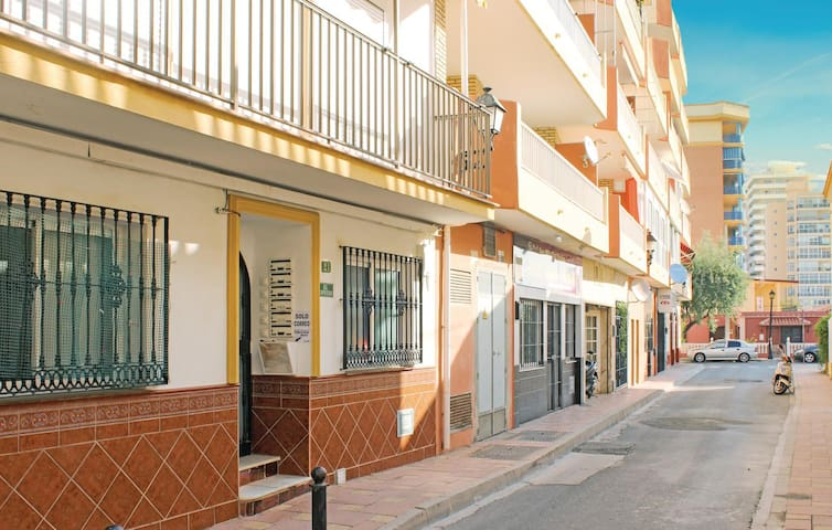 Holiday apartment with 1 bedroom on 30m² in Fuengirola