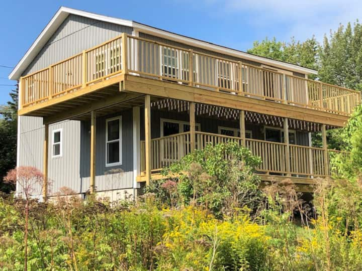Secluded Acadia Waterfront Stay on Historic Pier!