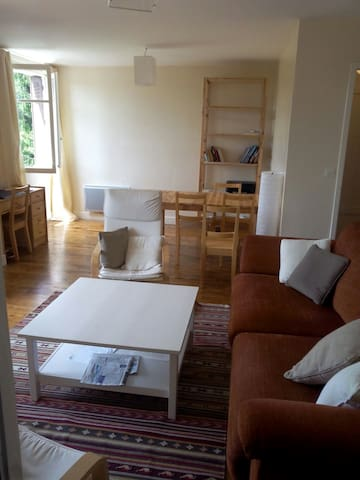 Spacious 2 bed apartment in Bellac - Bellac - Wohnung