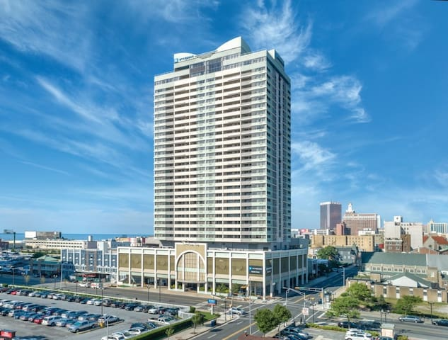 Wyndham Skyline Tower 4 Bedroom Presidential
