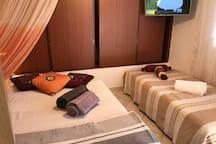 Bedroom - extra bed
