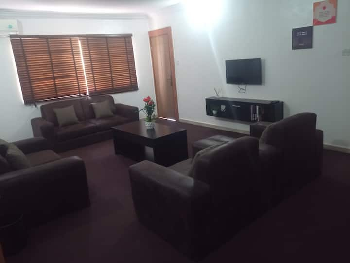 Its Comfortable, Clean and Spacious 2 Bedroom Apt