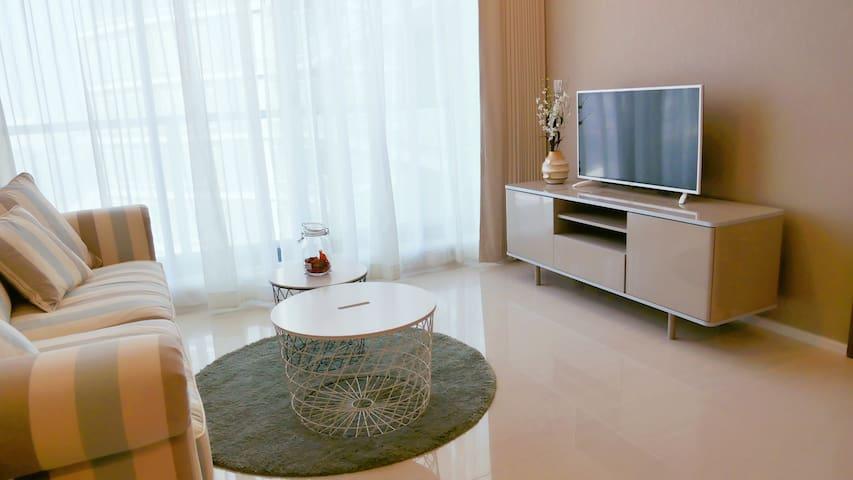 湄南河畔的旖旎时光---五星级新奢美公寓 - Bangkok - Aparthotel