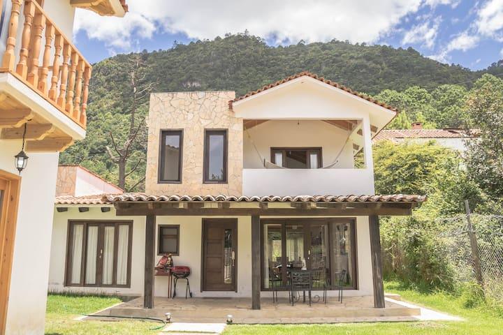 """La Cañada 12"" Country Residence."