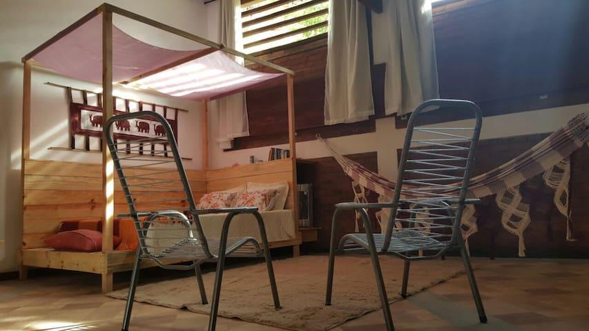 Loft/Studio no Parque da Montanha