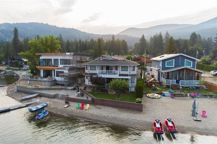 Lavalley Landing... The perfect lakeside retreat