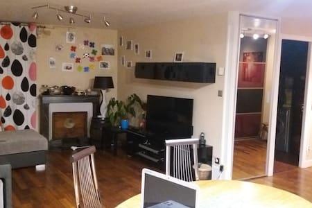 Appartement sur les remparts - Langres - Apartmen