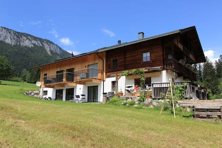 Mountain view Apartment in Itter Tyrol with terrace