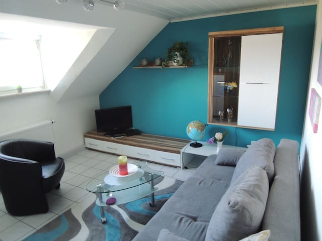 Well-located apartment - Riedstadt - Apartmen