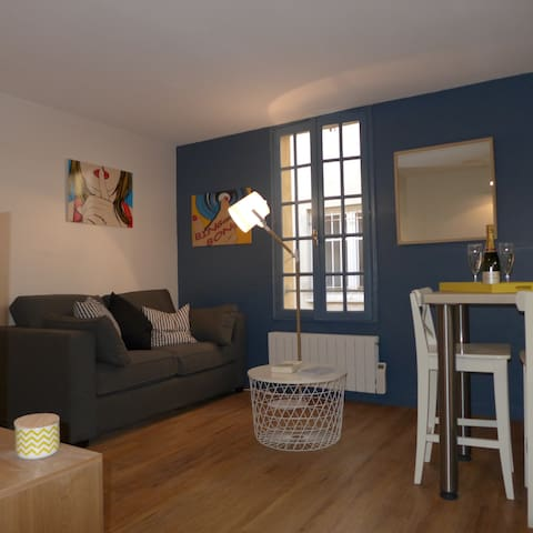 Appartement T2..Au coeur d'Avignon - Awinion - Apartament