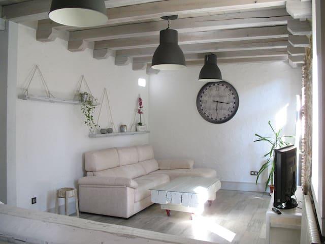 Casa rural Parque Nacional Sierra Guadarrama - Miraflores de la Sierra - Lägenhet