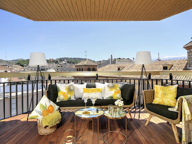 Luxury Alhambra Penthouse Collection - Azahar