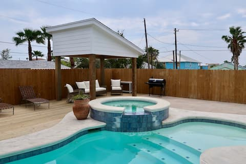Old Town Oasis with Private Pool and Hot Tub