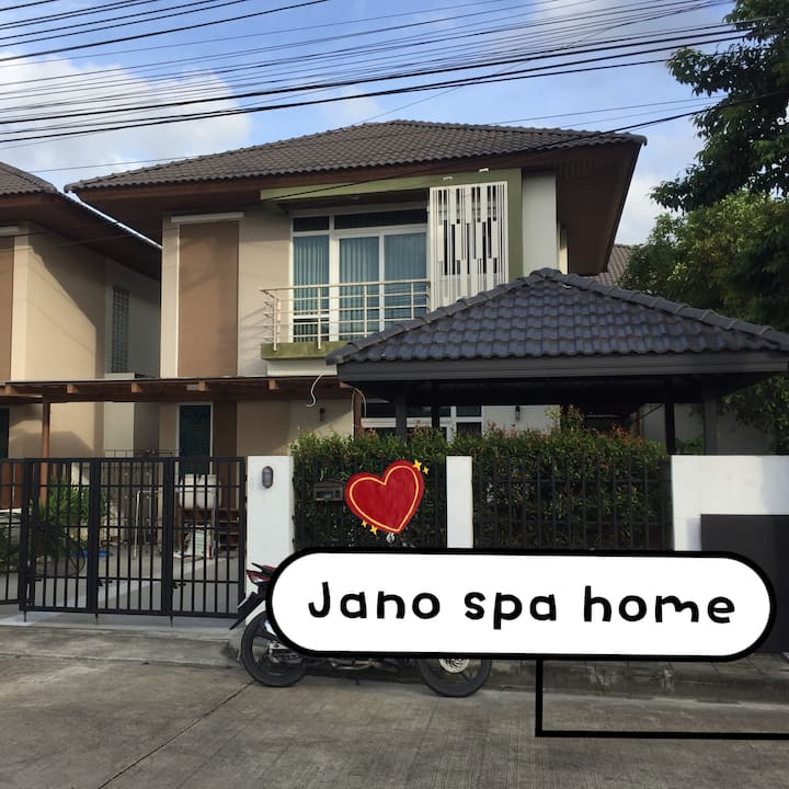 Jano spa home 3 bedrooms
