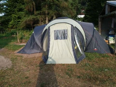 Camping à namasté