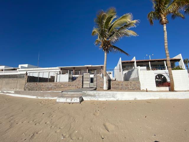 Beachfront Apartment in Kino Bay, Mexico