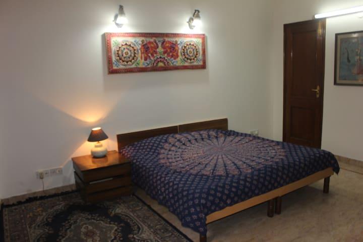 Private Room 3 located in SAFEST part of Delhi.