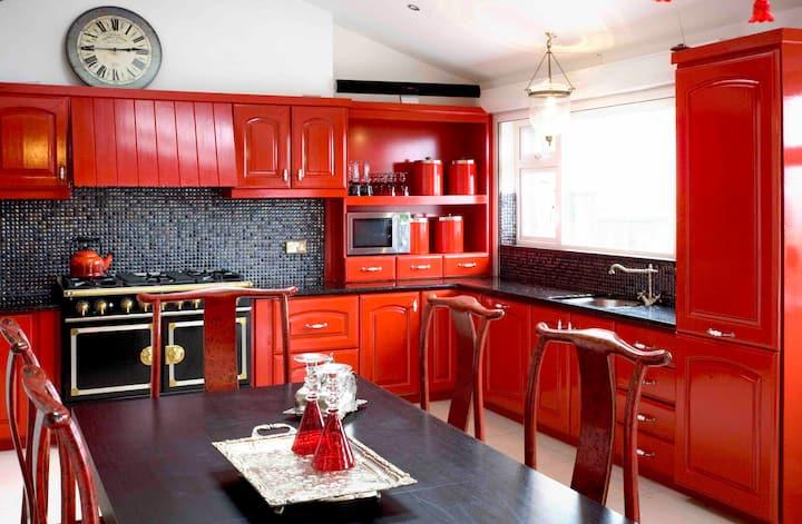 Luxury home on wild Atlantic coast in Kerry