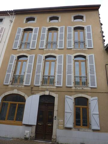 "Chambre d'hôtes ""Vincent Regagnon"" - Saint-Girons - Bed & Breakfast"