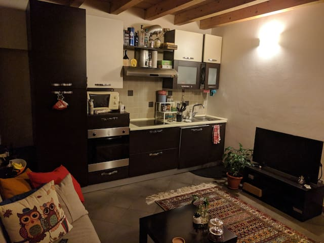 Cozy apartment in the historical heart of Lecco