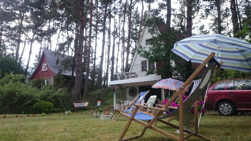 Villa Ed,Kamień, Szemud, Gdynia, Gdańsk i Sopot.