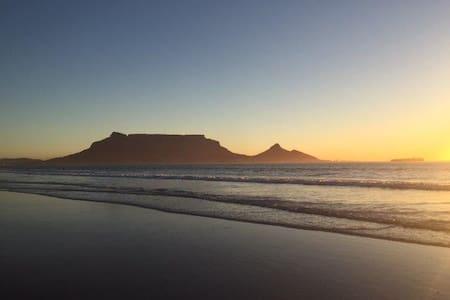 Beach Bliss at Sunset Beach - Cape Town