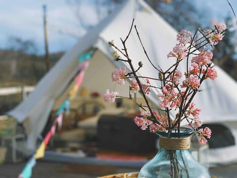 Amazing nature stay - your own Glamping experience