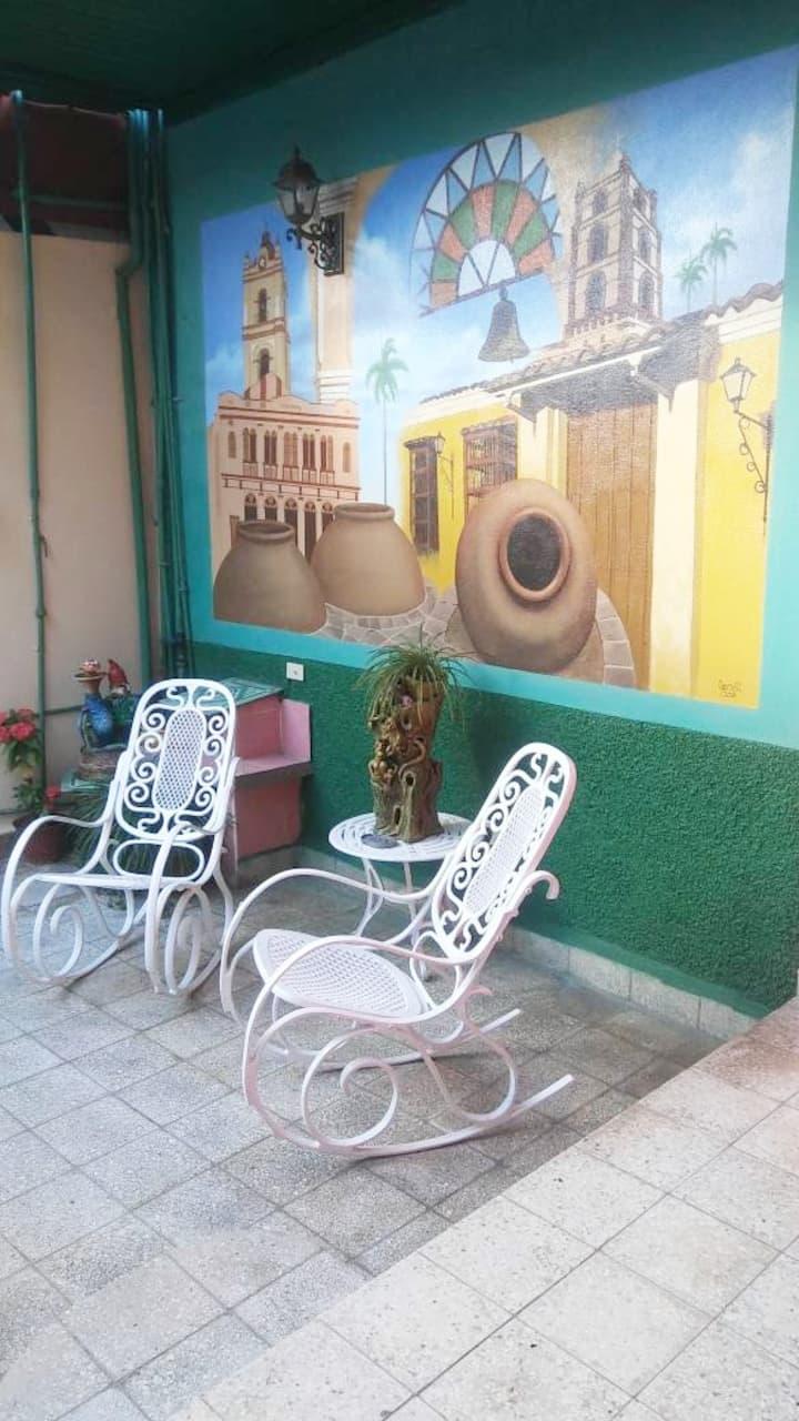 Iraida & Roberto House