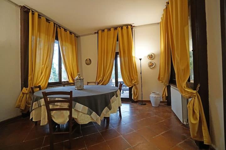 Villa in Toscana - Tenuta de Paoli