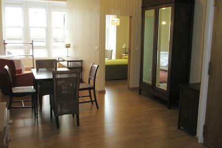 Apartamento centro  Ferrol, soleado buenos accesos - Apartamento