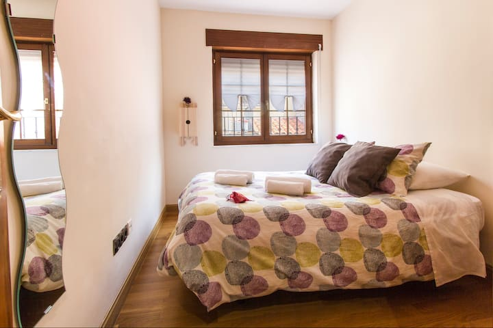 Mistic Hostel standar bedroom with shared bathroom - Ávila