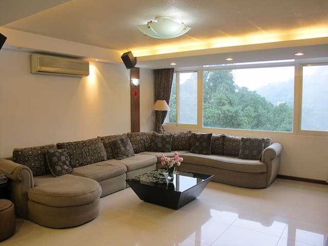 8 Rooms 360 Sqm Very Big Apartment Near Taipei 101 - Xinyi District - Lejlighed