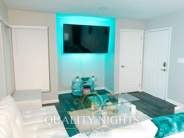 All White Upscale Getaway Experience