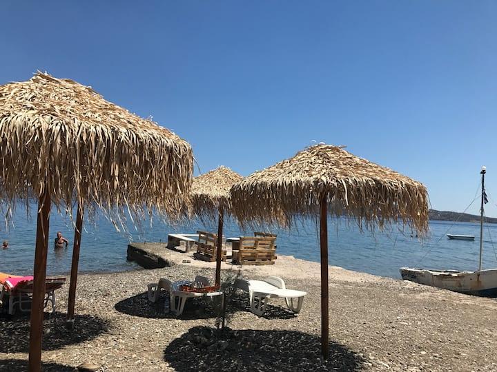 Seaside Home- Kalloni Village
