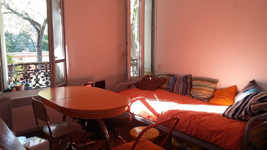 Studio cosy en centre ville de Toulouse