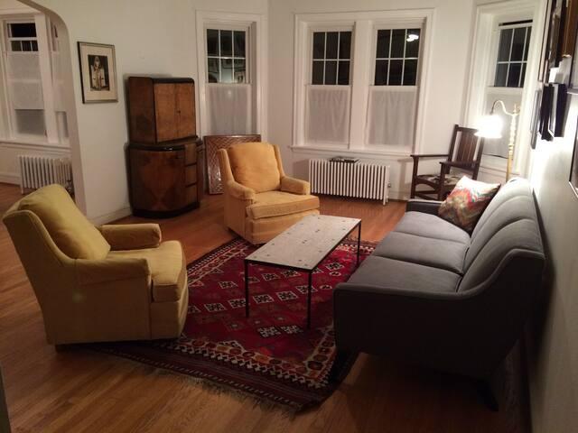 Vintage Edgewater apartment - Chicago - Appartement