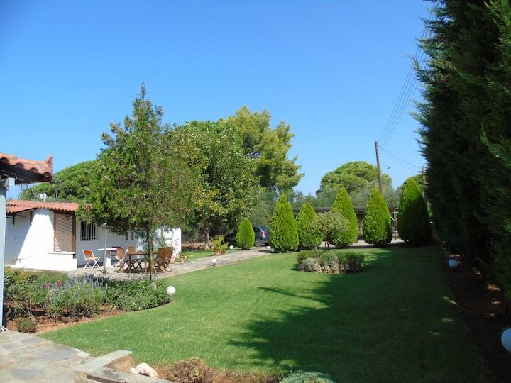 Villa Vounaki Kyparissia