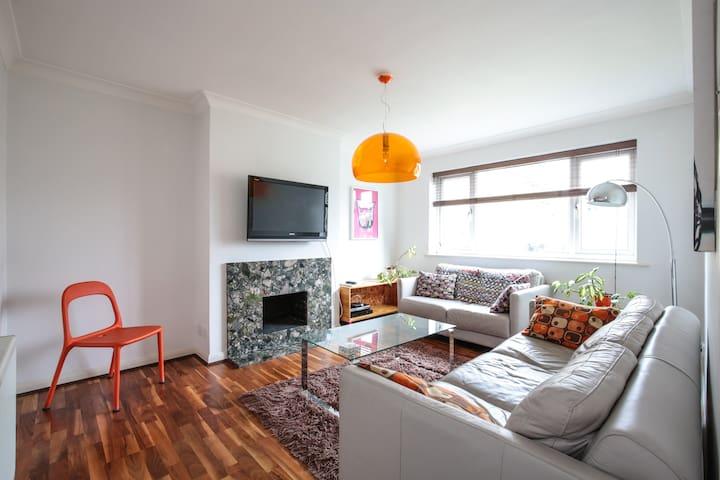 Contemporary Garden Flat - Enfield - Apartmen