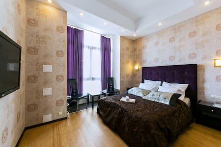 Luxury apartment near metro Tverskaya - Moscow