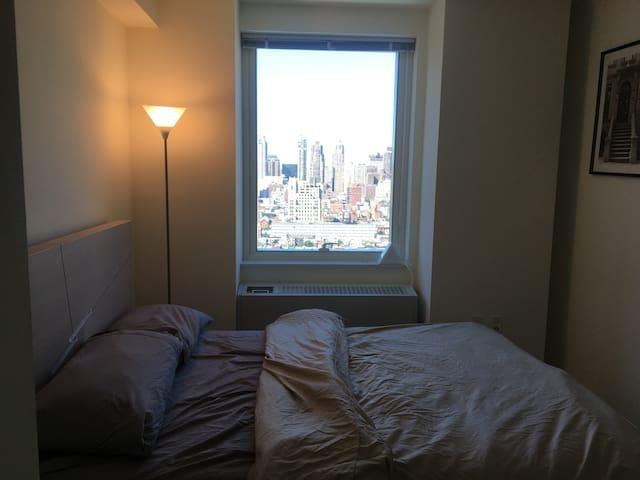 Luxury Private Bedroom in Midtown