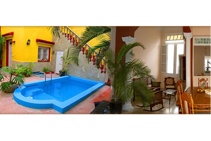 B&B La Casona Holguin @ City Center with Pool