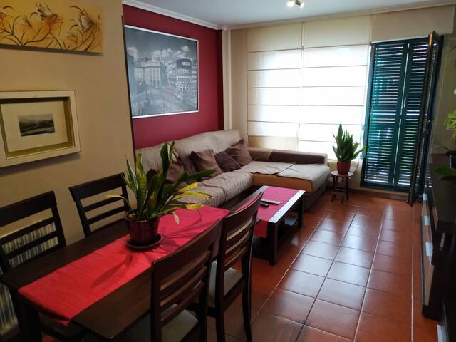 Apartamento con WiFi en Comillas urb Rovacías 2hab