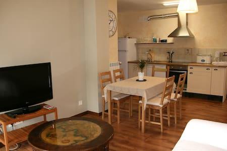 Apartamento con encanto,  mucha luz y tranquilidad - Isaba - Lejlighed