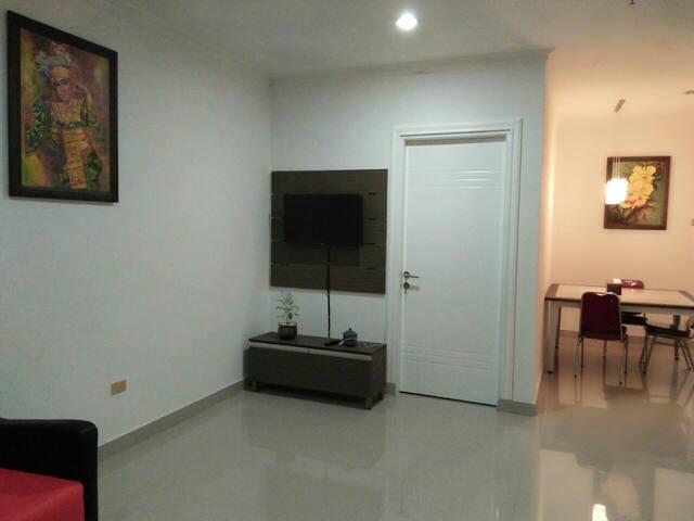 The Biggest Apartment in Yogyakarta,2317