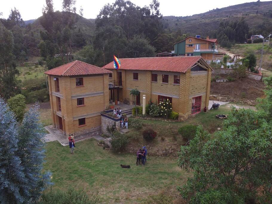 """Centro Cultural """"Corral de Piedra"""""""